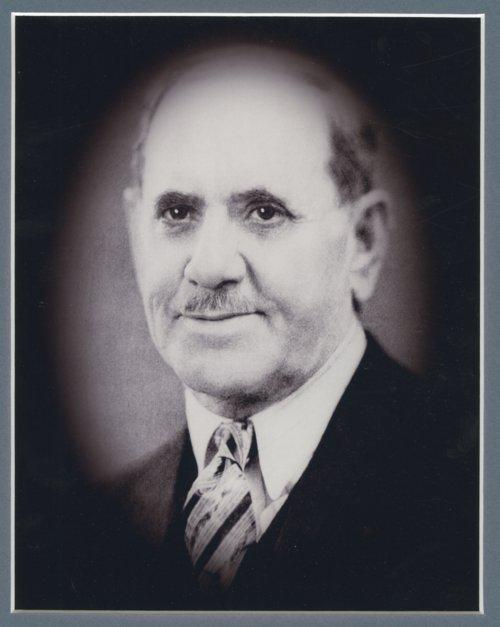 Albert W. Logan - Page