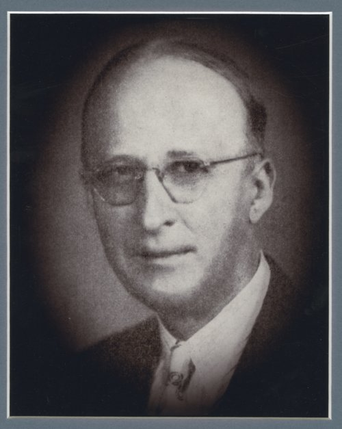 Dr. Clarence Ogg - Page