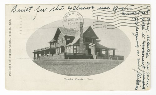 Country Club, Topeka, Kansas - Page
