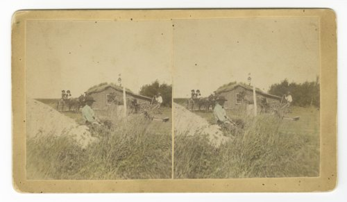 Sod house, Norton County, Kansas - Page