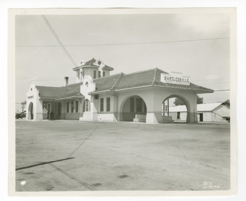 Union Depot, Bartlesville, Oklahoma - Page
