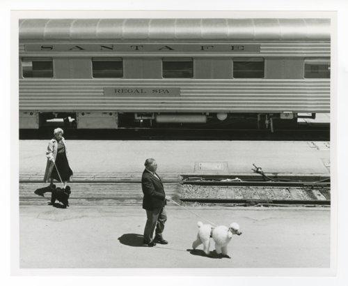 Atchison, Topeka & Santa Fe Railway Company's Regal Spa car - Page