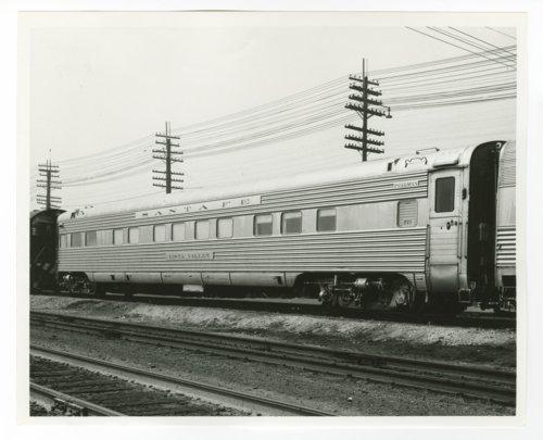Atchison, Topeka & Santa Fe Railway Company's Vista Valley car - Page