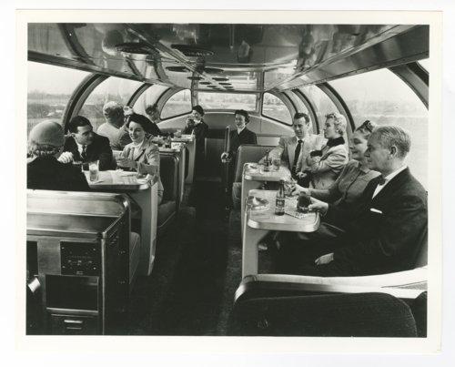 Atchison, Topeka & Santa Fe Railway Company's dome car - Page