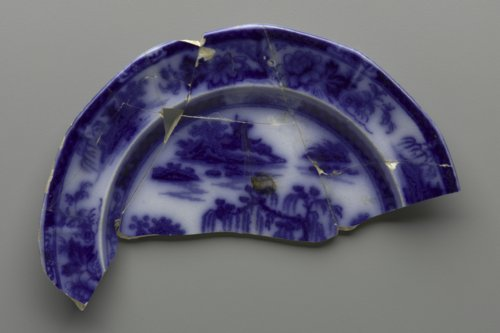 Ironstone Plate - Page