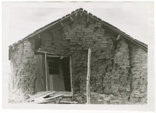 Sod house, Zenith, Kansas - Page