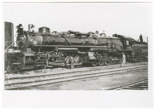 Atchison, Topeka & Santa Fe Railway Companys' steam locomotive #3000 - Page