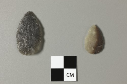 Projectile Point Preforms from the Kraus Site, 14EL313 - Page