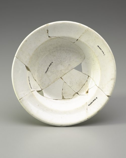 Whiteware Bowl from Quindaro - Page