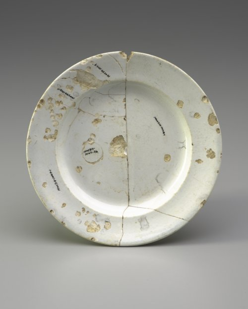 Whiteware Plates from Quindaro - Page