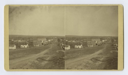 View of Burlingame, Kansas - Page