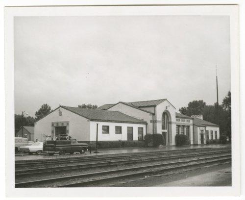 Union Pacific Railroad Company depot, Marysville, Kansas - Page