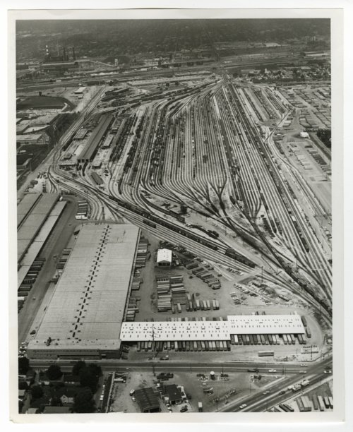 Atchison, Topeka and Santa Fe Railway Company's Corwith Yards, Chicago, Illinois - Page