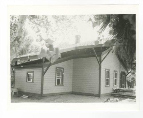 California & San Francisco Railroad section house, Barstow, California - Page