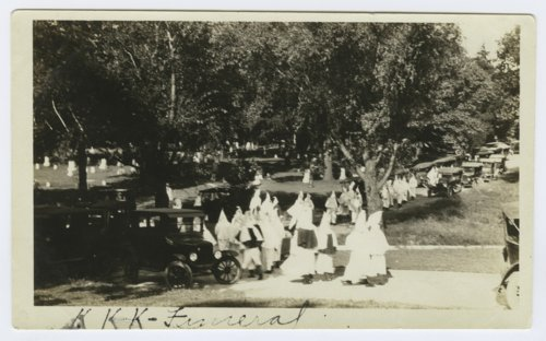 Ku Klux Klan Leavenworth, Kansas - Page