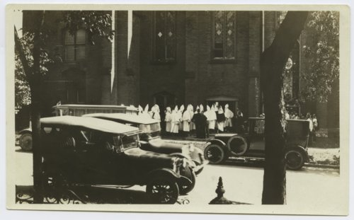Ku Klux Klan, Leavenworth, Kansas - Page