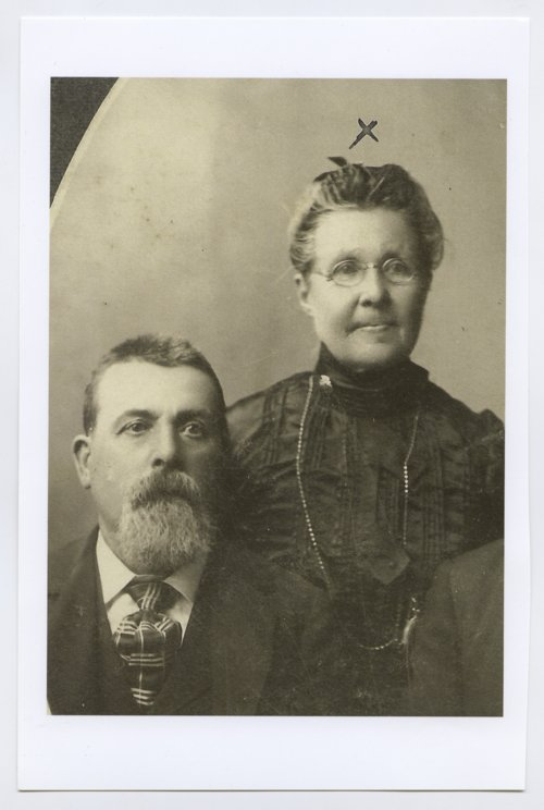Edward Cartwright and Susanna Perks Cartwright - Page