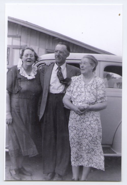 May Cartwright Nichols, Joseph Charles Cartwright and Susie Cartwright Geiger - Page