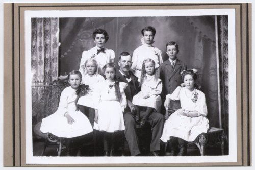 Charles Geiger and Susanna Cartwright Geiger family - Page