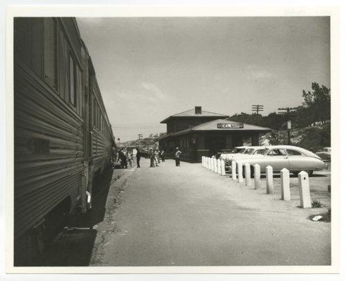 Atchison, Topeka & Santa Fe Railway Company depot, Del Mar, California - Page