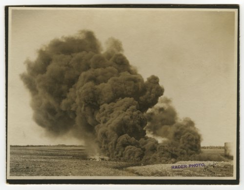 Oil well, Chanute, Kansas - Page