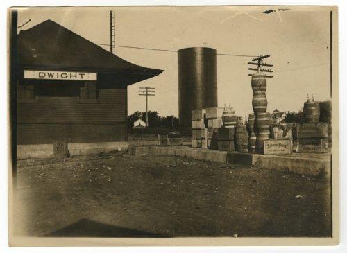 Dwight depot, Dwight, Kansas - Page