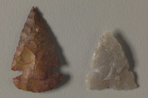 Side-Notched Arrow Points from the Kraus Site, 14EL313 - Page
