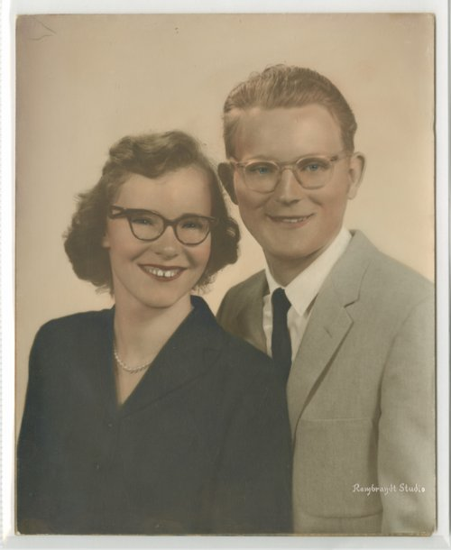 John Paul and Dorothy Holt - Page