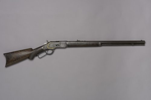 Henry Newton Brown's rifle - Page