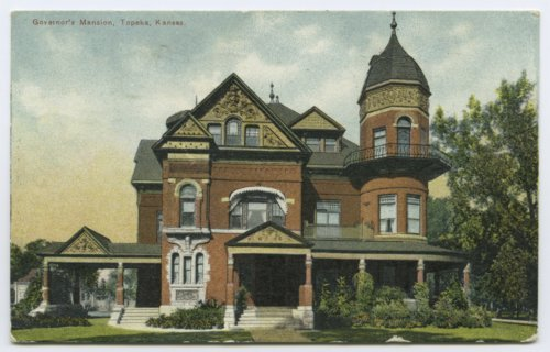 Governor's mansion in Topeka, Kansas - Page