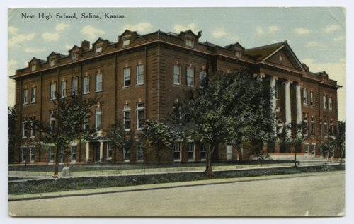Salina High School in Salina, Kansas - Page