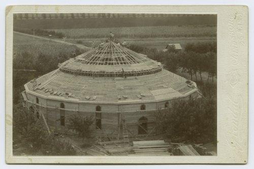 Ling gymnasium in Lindsborg, Kansas - Page