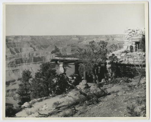 Hermit's Rest, Grand Canyon Arizona - Page