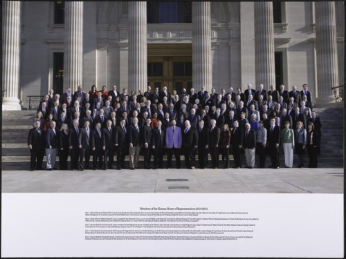 Members of the Kansas House of Representatives 2013-2014 - Page