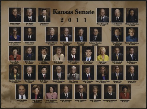 Members of the 2011 Kansas Senate - Page