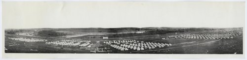 Detention Camp No. 1 at Camp Funston, Kansas - Page