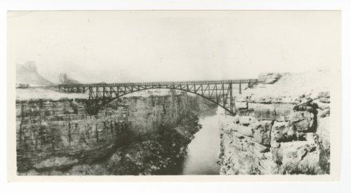 Navajo Bridge, Grand Canyon, Arizona - Page
