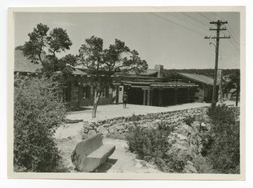 Bright Angel Lodge, Grand Canyon, Arizona - Page