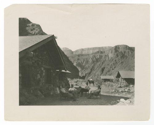 Phantom Ranch ,Grand Canyon, Arizona - Page