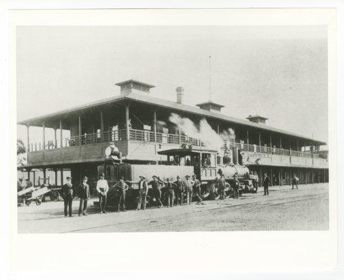 Atchison, Topeka & Santa Fe Railway Company depot, Needles, California - Page