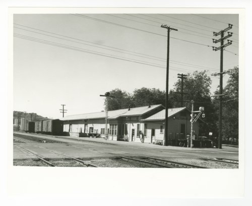 Atchison, Topeka & Santa Fe Railway Company depot, Victorville, California - Page