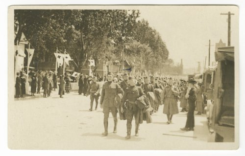 Company B, 139th Infantry, 35th Division at Newport News, Virginia - Page