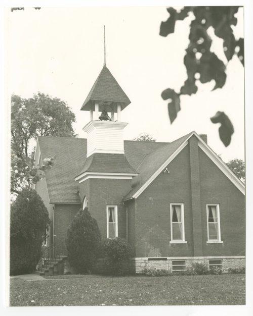 United Methodist Church in Tecumseh, Kansas - Page