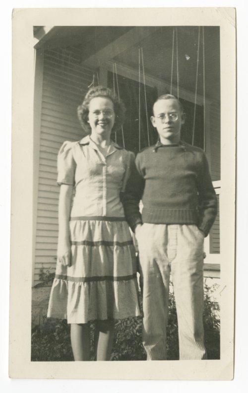 Maxine LaVonne Elliott and Douglas F. Elliott - Page