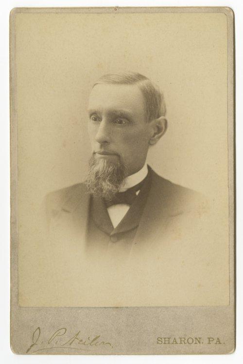 Reverend. W. H. Mossman - Page