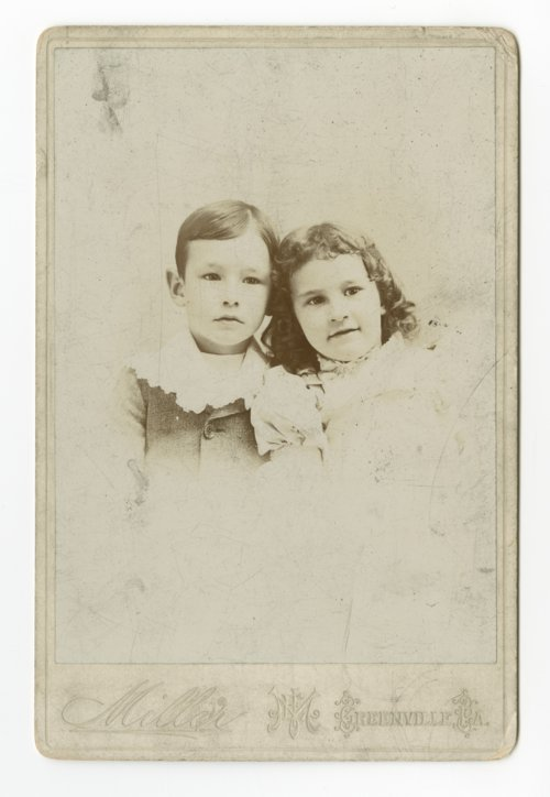 Alfred Mossman Landon and Helen Landon - Page