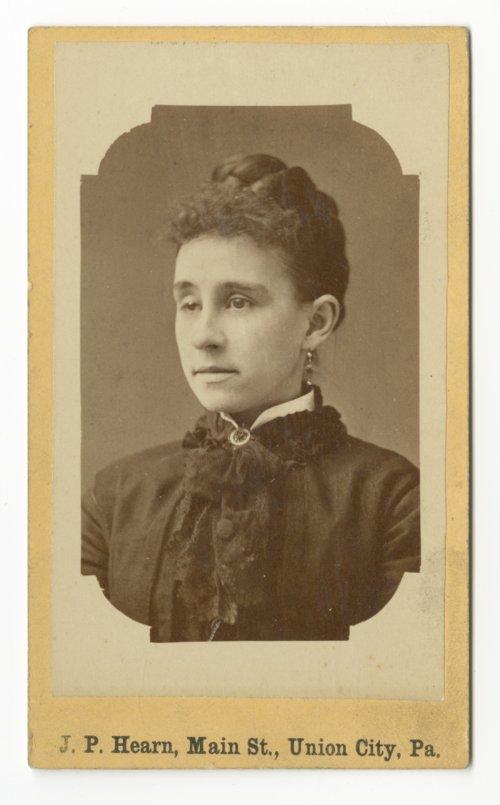 Annie Mossman Landon - Page