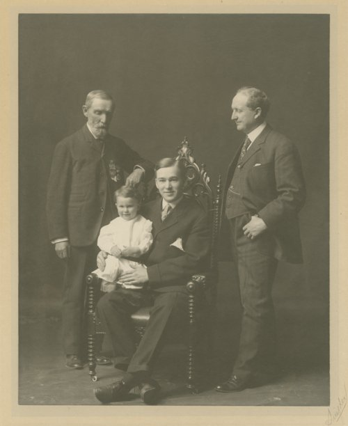 Four generations of the Southwick family - Page