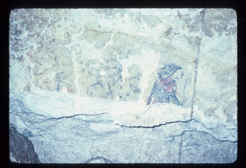 Pictographs from Comanche County - Page