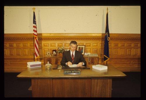 """Governor William """"Bill"""" Preston Graves - Page"""
